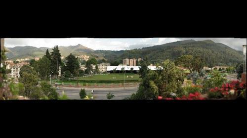 Escuela de Caballeros in Bogota Colombia