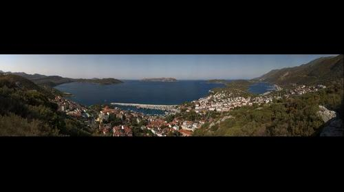 Kaş Antalya Panorama
