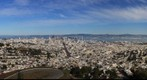 San Francisco from Twin Peaks, 14th January 2013