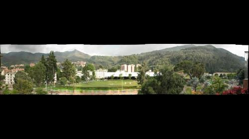 Escuela de Caballeros in Bogota Colombia first picture