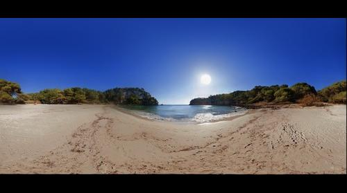 Macarella, Menorca, Illes Balears 360º