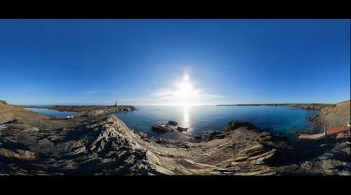 Favaritx, Menorca, Illes Balears 360º