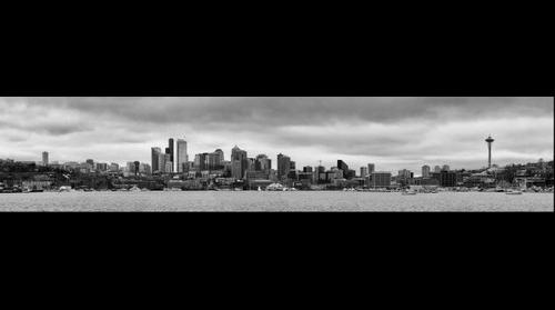 Seattle Panorama from Gasworks Park