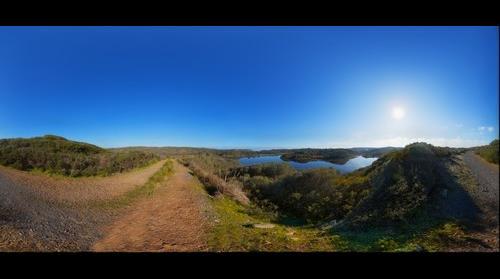 Parque natural de S´Albufera des Grau, Menorca, Illes Balears