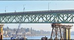 Sellwood Bridge Move, Nikon 400mm, 255 Images
