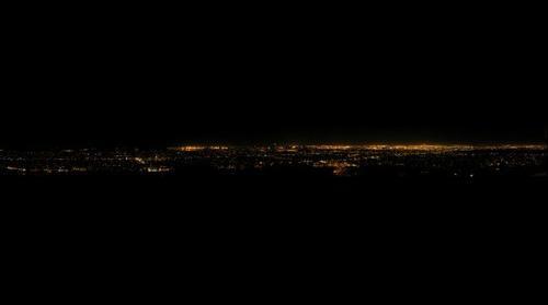 Signal Hill skyline