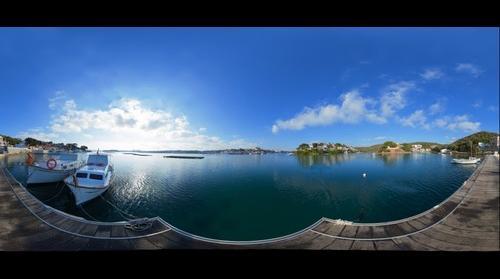 Port de Maó, Menorca, Illes Balears