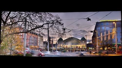 Bahnhof Basel