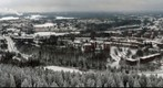Kuopio seen from Puijo tower