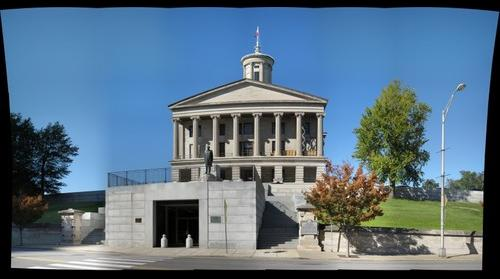 Nashville ... Tennessee Capitol Building