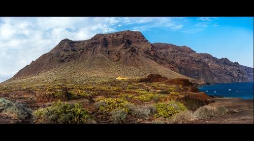 Punta de TENO, Buenavista del Norte, Tenerife, Canary islands, SPAIN