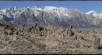 Alabama Hills, High Sierra California