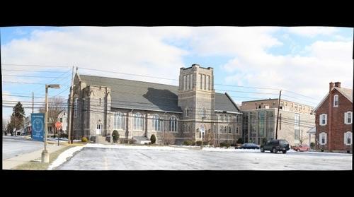St. John's UCC, Emmaus