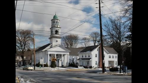 Moravian Church, Emmaus, PA