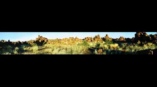 Giant's Playground, Namibia