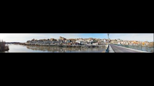 Zamora panorama