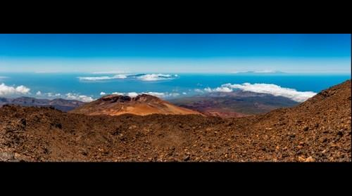 Pico Viejo, National Park del Teide, Tenerife, Canary Islands, Spain