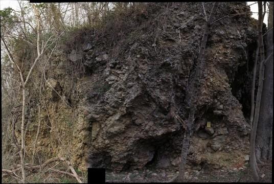 Breccia in Antietam Formation, Swift Shoals