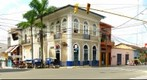 Intersection of Arica and Napo streets, Iquitos