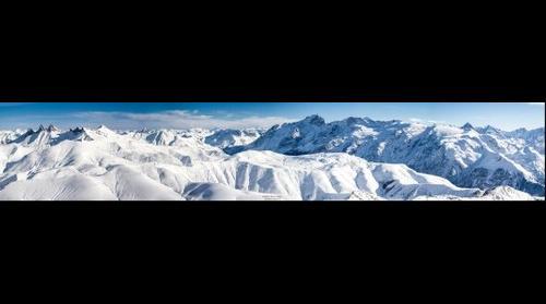 Pic Blanc - France
