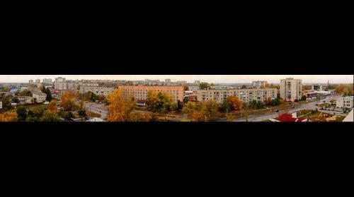 Balakleya city, street Oktyabrskaya -  город Балаклея, улица Октябрская