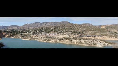 Sierra Crevillent y motocross villa crevillent 2013