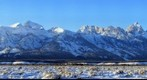 Teton Mountains - Jackson Side
