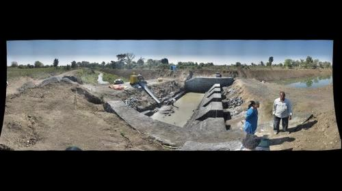 KJBF - Check Dam