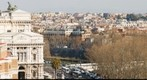 Rome from Castel Sant'Angelo