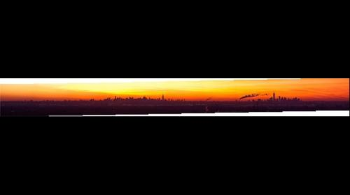 New York City from Eagle Rock NJ