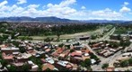 360 view of Tarija, Bolivia