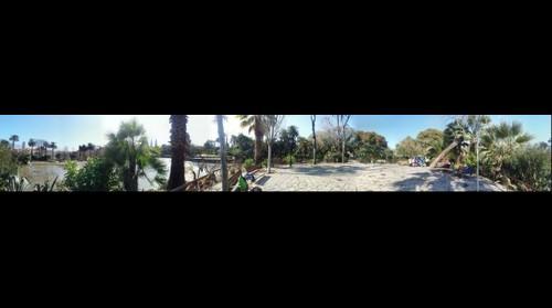 Estanque del parque
