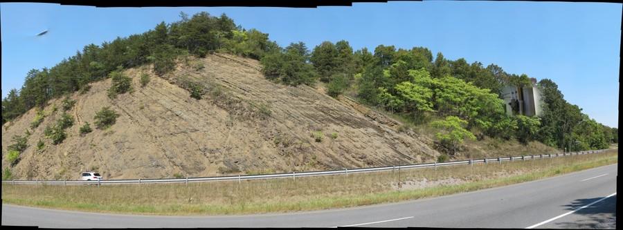 Foreknobs Formation-Hunting Ridge