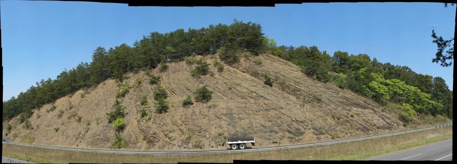 Foreknobs Formation- Hunting Ridge 2