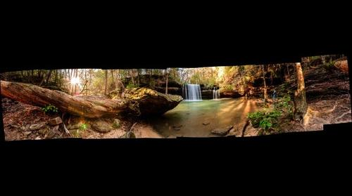 Caney Creek Falls, Bankhead National Forest, Alabama