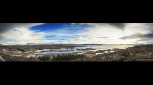Thingvellirvatn, Iceland