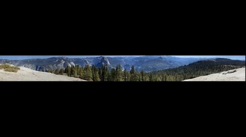 Yosemite - Sentinel Dome