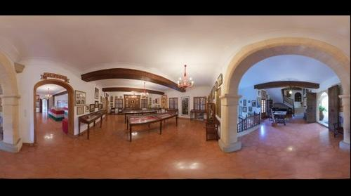 Museo Fray Junipero Serra. Petra. Mallorca. Illes Balears 360º