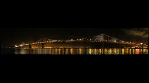 Bay Bridge @ Night
