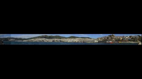 Kavala Panoramic view - www.artware.gr