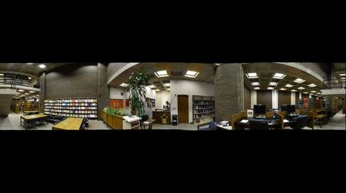 WhereRU: Mathematical Sciences Library