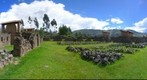 Inca Ruins at Raqchi
