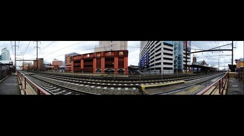 New Brunswick Train Station