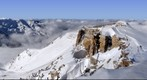 Baldy Mountain, Snowmass, West Willow, Colorado - Very High Resolution 360 degree panorama