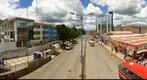 View from bridge over Av. Cultura, Wanchaq