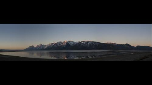 Grand Teton Northern Panorama