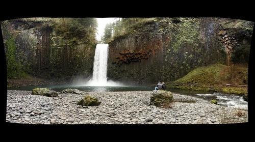 Abiqua Falls Paridise