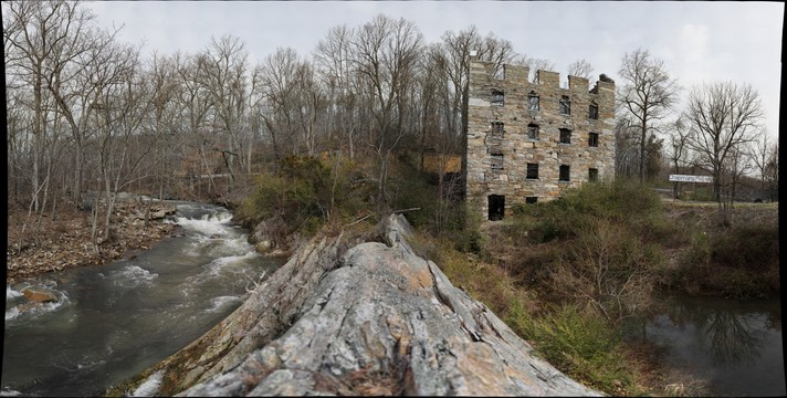 Chapman's Mill, Thoroughfare Gap, Virginia