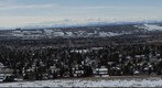 View From Edgemont In Calgary