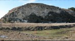 Fort Hays Limestone Cliff and Beaver Dam